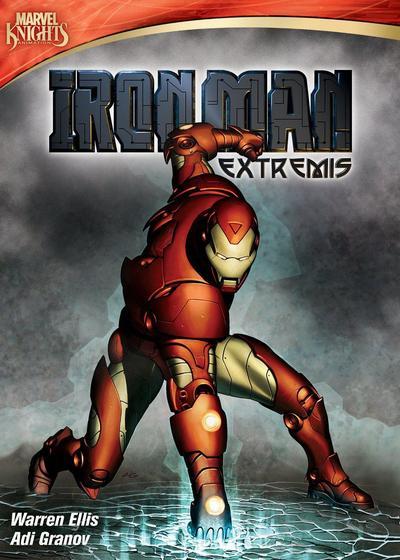 钢铁侠:绝境海报