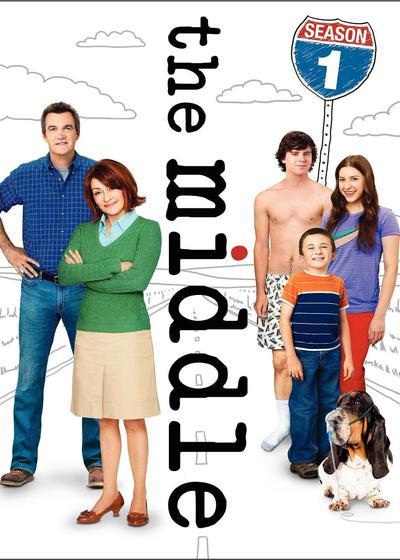中产家庭  第一季海报