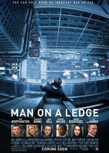 窗台上的男人海报