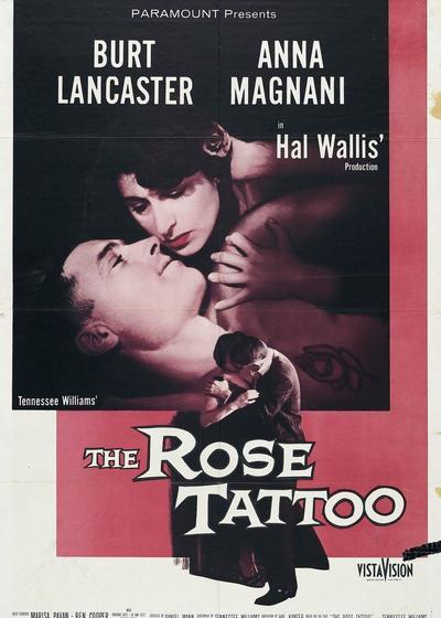 玫瑰梦海报