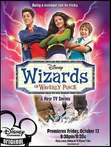 少年魔法师 第一季海报
