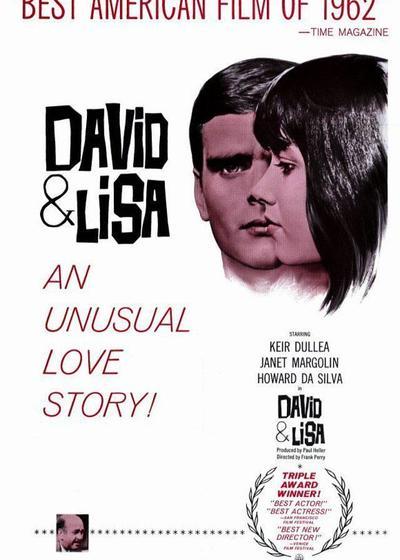 大卫与丽莎海报