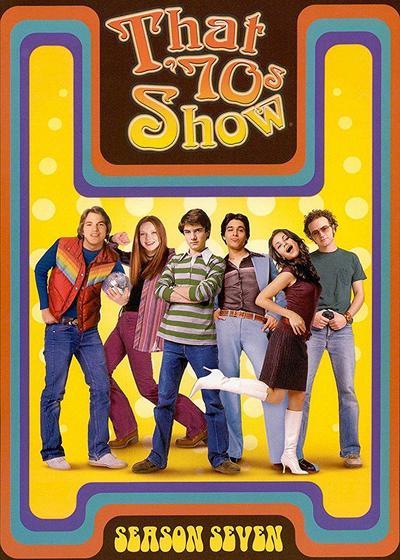 70年代秀 第七季海报