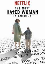 美国最可恨的女人海报