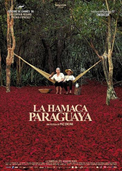 巴拉圭树吊床海报