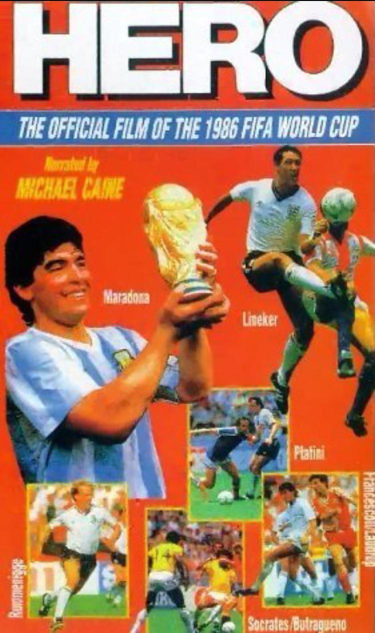 英雄:1986年世界杯官方纪录片
