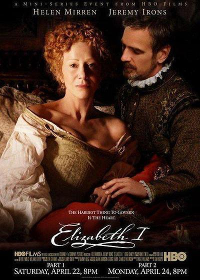 伊丽莎白一世海报