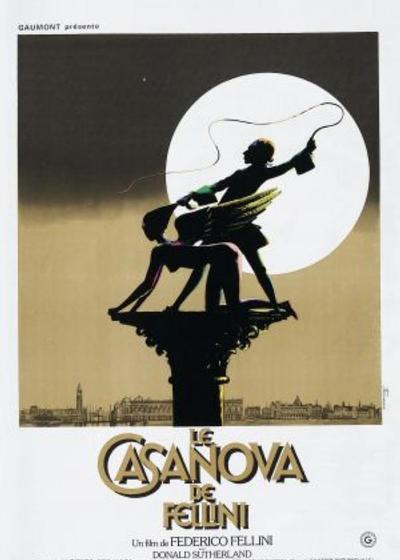 卡萨诺瓦海报