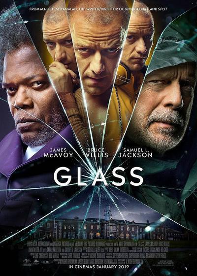 玻璃先生海报