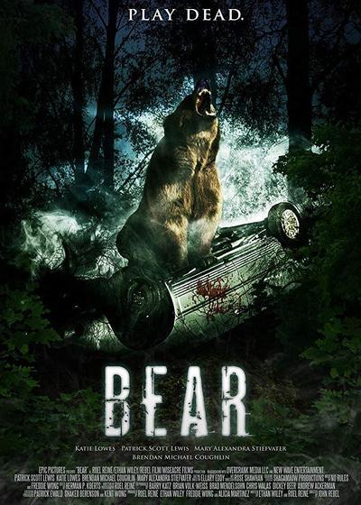 狂熊之灾海报