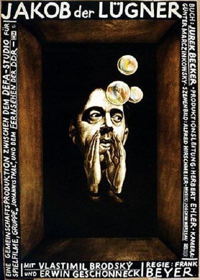 撒谎者雅各布海报