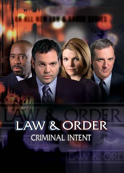 法律与秩序:犯罪倾向 第七季海报