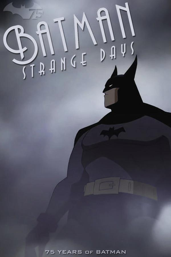 蝙蝠侠:迷雾奇日