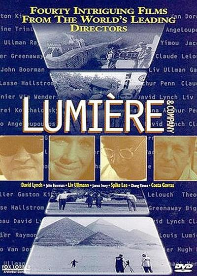 卢米埃尔与四十大导海报