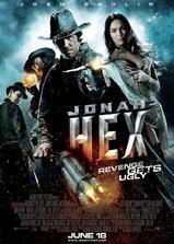 西部英雄约拿·哈克斯海报