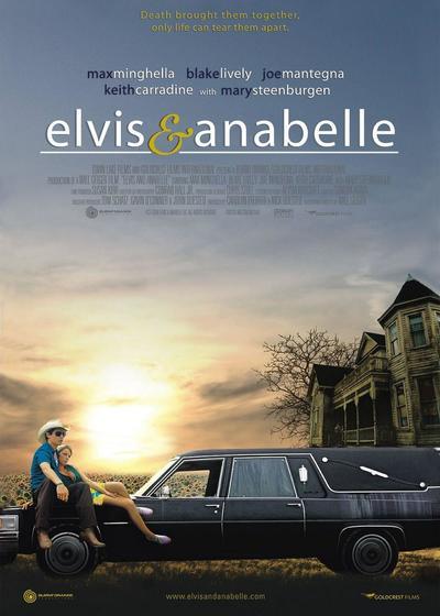 埃尔维斯与安娜贝尔海报