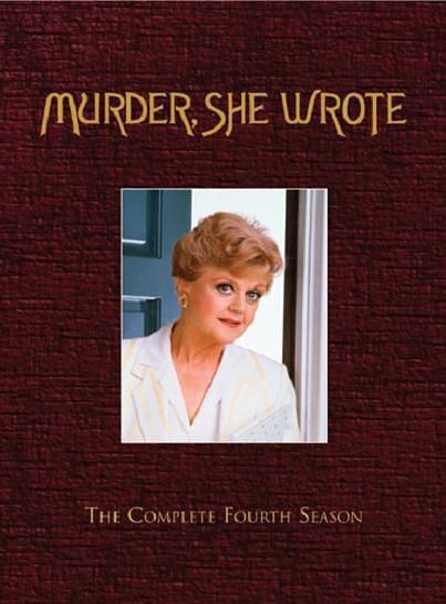 女作家与谋杀案 第四季