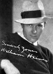 威廉·海恩斯 William Haines