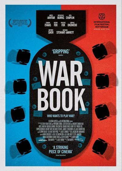 战争白皮书海报