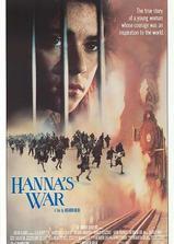 汉娜的战争海报