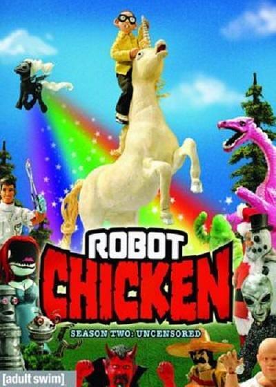 机器肉鸡 第二季海报