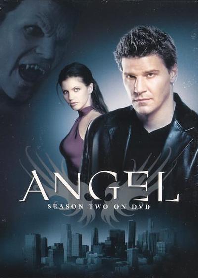 暗黑天使  第二季海报
