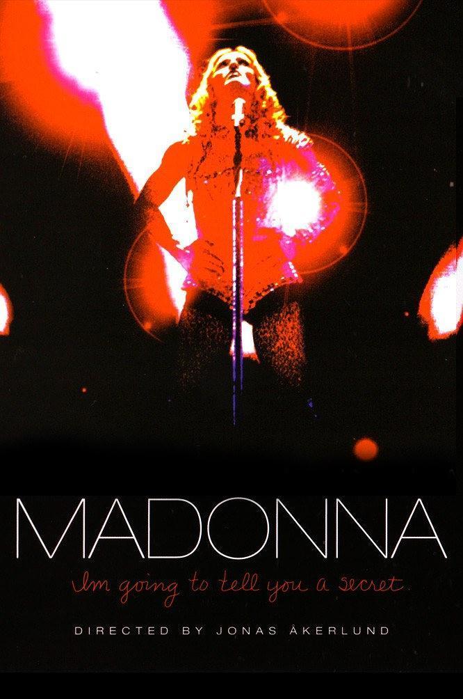 玛丹娜的秘密档案