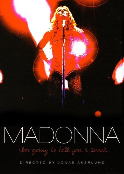 玛丹娜的秘密档案海报