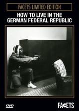 如何生活在联邦德国海报