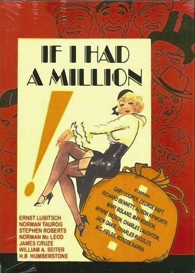 如果我有一百万海报