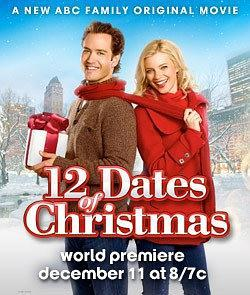 12 Dates of Christmas海报