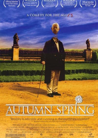秋天里的春光海报