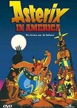 高卢勇士之美洲历险海报