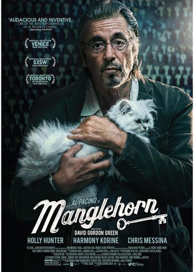 曼戈霍恩海报
