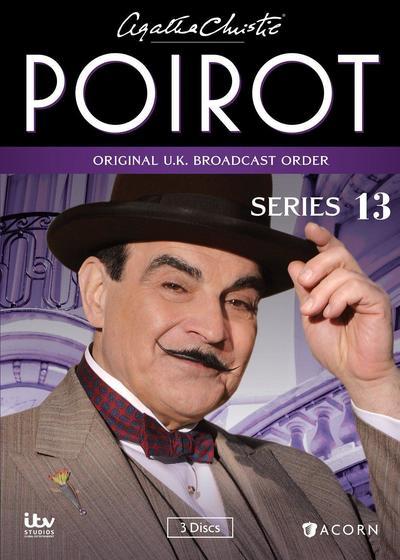大侦探波洛 第十三季海报