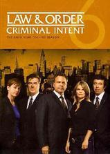 法律与秩序:犯罪倾向 第六季海报