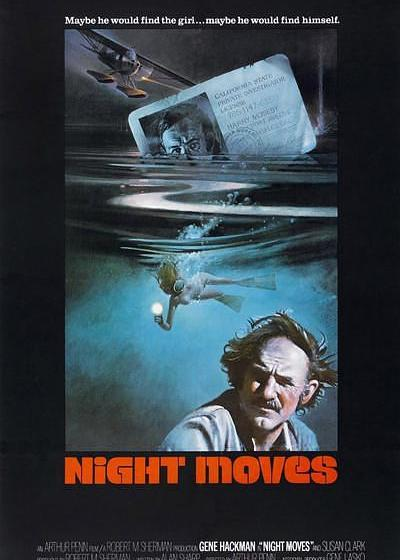 夜行客海报