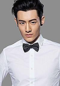 彭楚粤 Chuyue Peng演员