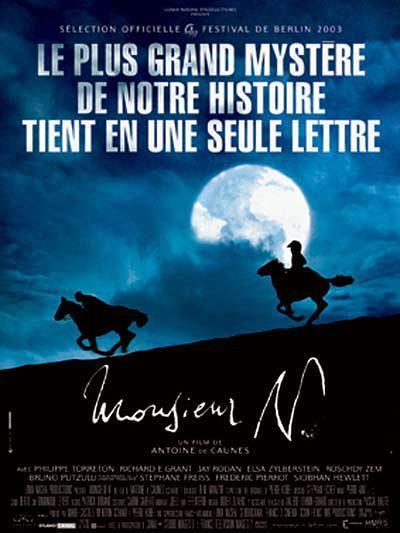 拿破仑先生海报
