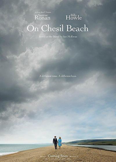 在切瑟尔海滩上海报