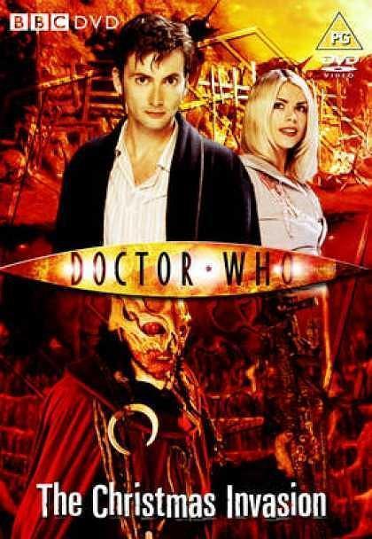 神秘博士:圣诞入侵