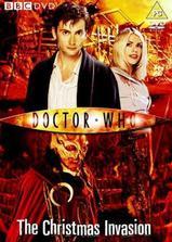 神秘博士:圣诞入侵海报
