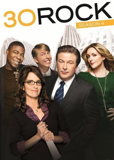我为喜剧狂  第四季海报