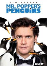 波普先生的企鹅海报