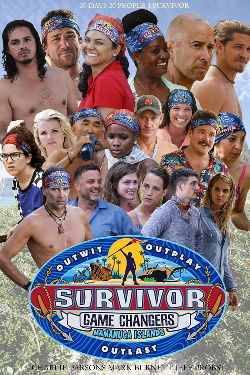 幸存者:规则改变者之马马努卡群岛 第三十四季