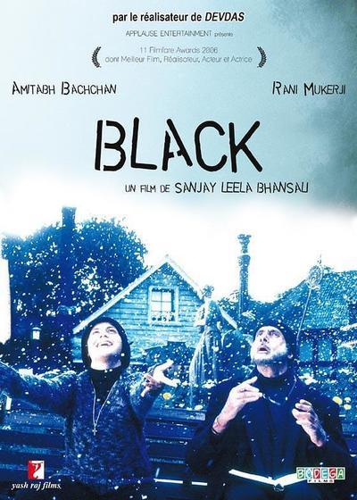 黑色的风采海报