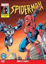 蜘蛛侠 第一季海报