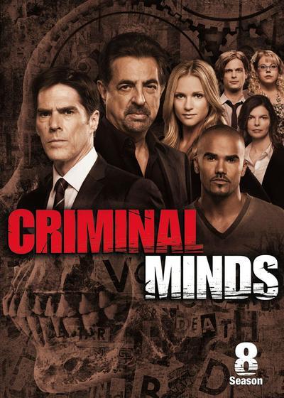 犯罪心理 第八季海报