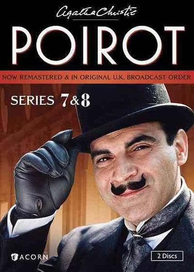 大侦探波洛 第八季海报