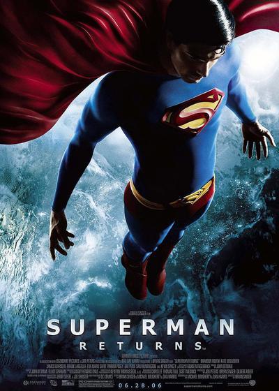 超人归来海报